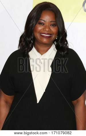 LOS ANGELES - FEB 11:  Octavia Spencer at the 48th NAACP Image Awards Arrivals at Pasadena Conference Center on February 11, 2017 in Pasadena, CA