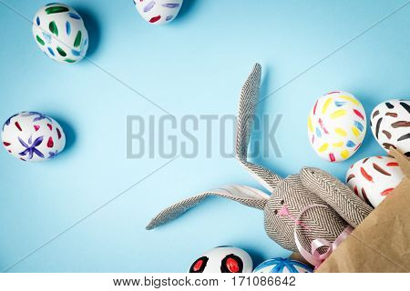 Easter Bunny In A Packet