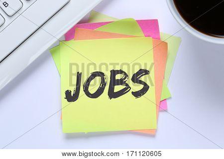 Jobs, Job Working Recruitment Employees Office