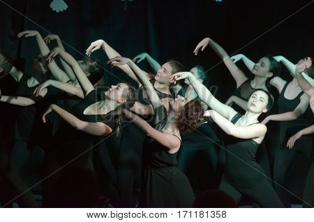 Theatrical Show Isadora