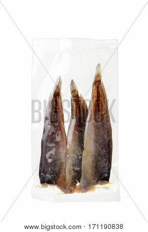 Food Preservation Of Catfish In Vacuum Plastic Package