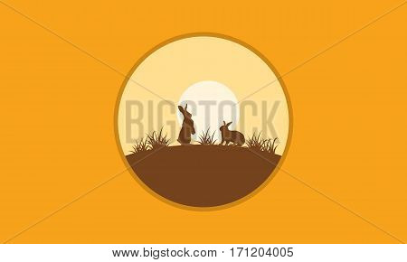 Happy easter egg design vector collection stock
