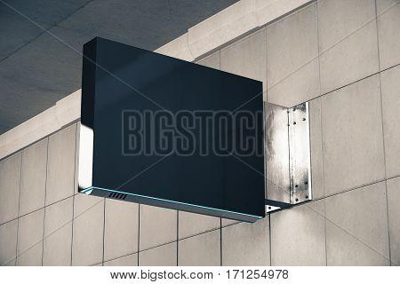 Square Black Stopper