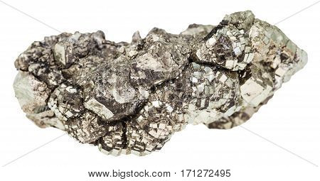 Specimen Of Marcasite Stone (white Iron Pyrite)