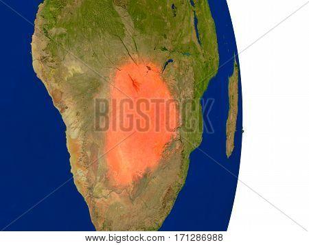 Botswana On Earth