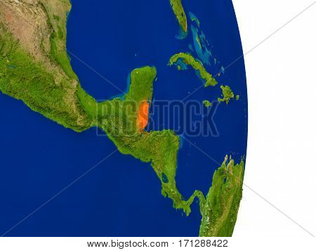 Belize On Earth