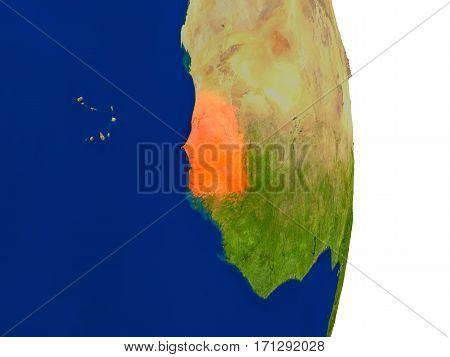 Senegal On Earth