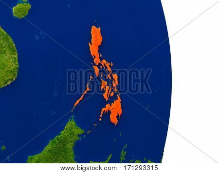 Philippines On Earth