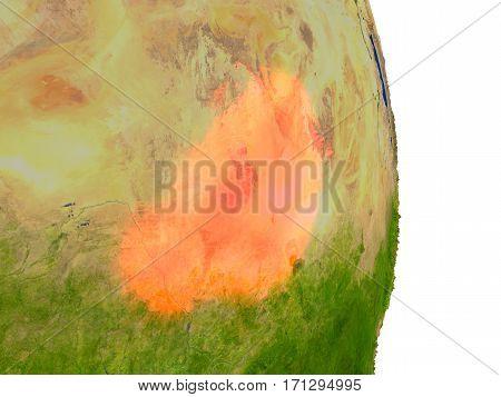Niger On Earth