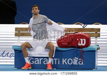 Tennis Player Grigor Dimitrov