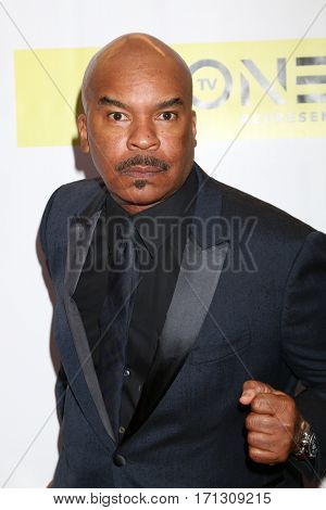 LOS ANGELES - FEB 11:  David Allen Grier at the 48th NAACP Image Awards Arrivals at Pasadena Conference Center on February 11, 2017 in Pasadena, CA