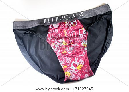 Product Shot Of Elle Homme Men Bikini