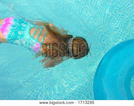 Swimming Along