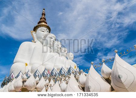 Wat Pha Sorn Kaew also known as Wat Phra That Pha Kaew is a Buddhist monastery and temple in Phetchabun Thailand. They are public domain or treasure of Buddhism no restrict in copy or use