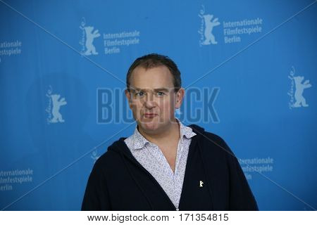 Hugh Bonneville attends the 'Viceroy's House' photo call during the 67th Berlinale International Film Festival Berlin at Grand Hyatt Hotel on February 12, 2017 in Berlin, Germany.