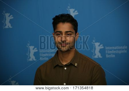 Manish Daya attends the 'Viceroy's House' photo call during the 67th Berlinale International Film Festival Berlin at Grand Hyatt Hotel on February 12, 2017 in Berlin, Germany.