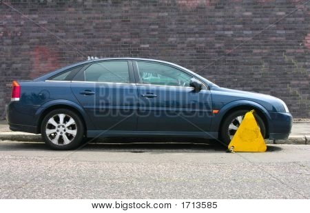 Clamped Car 2