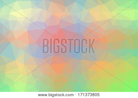 Geometric low poly background with triangular polygons. Abstract design.  For creative background ideas.
