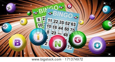 Big win on lotto or bingo