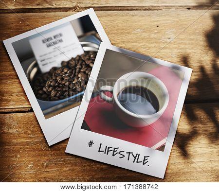 Lifestyle Life Habitual Instant Film