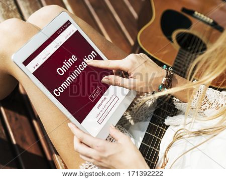 Social Platform Network Digital Life