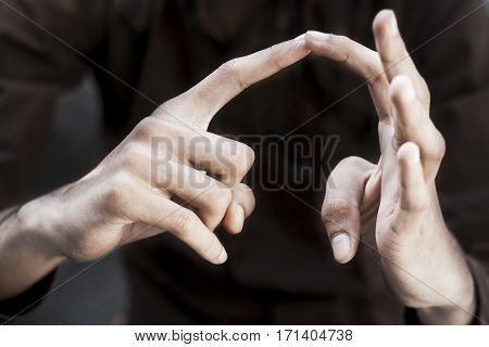 British Sign Language[BSL] is the predominant sign language of Deaf communities in the United States and most of anglophone Canada.