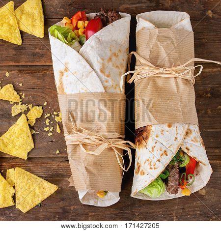 Tortillas And Nachos
