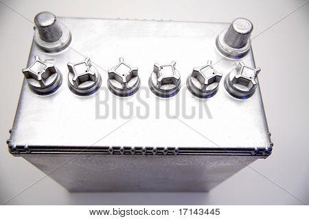 Automotive 12-volt battery