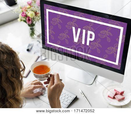 Superior Supreme VIP Membership Top Notice