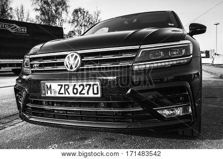 New Volkswagen Tiguan, R-line Model 2017