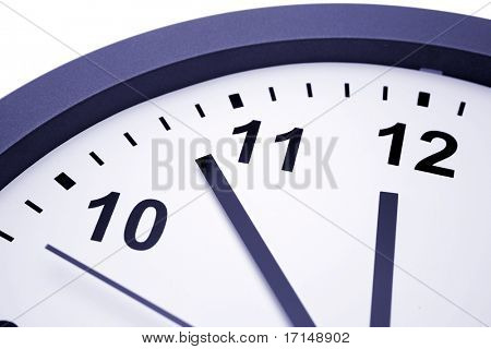 Циферблата часов