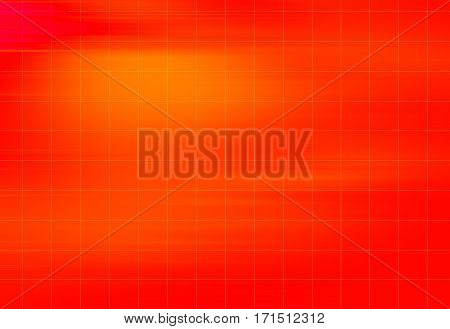 Graphical Red Theme digital Screen Grid Background