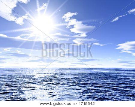 Sunshine And Global Warming