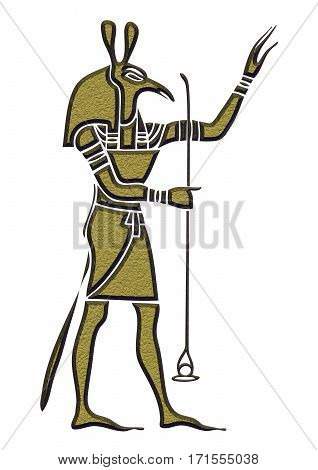 Set - God of Ancient Egypt - God of storms desert chaos and war