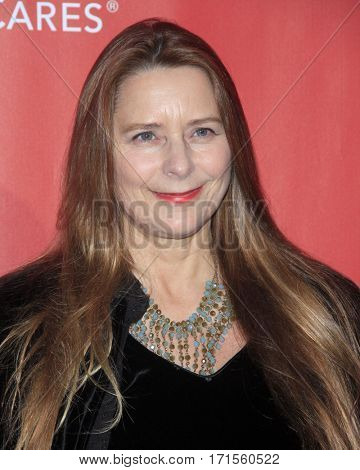 LOS ANGELES - FEB 10:  Allison McGurty at the Musicares Person of the Year honoring Tom Petty at Los Angeles Convention Center on February 10, 2017 in Los Angeles, CA