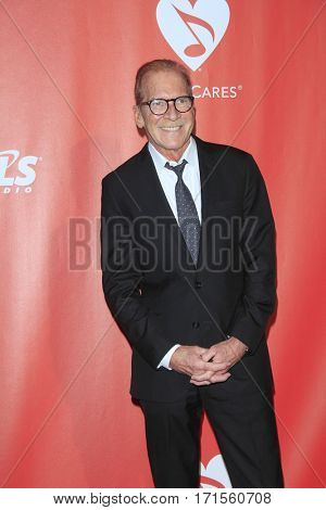 LOS ANGELES - FEB 10:  Pat O'Brien at the Musicares Person of the Year honoring Tom Petty at Los Angeles Convention Center on February 10, 2017 in Los Angeles, CA