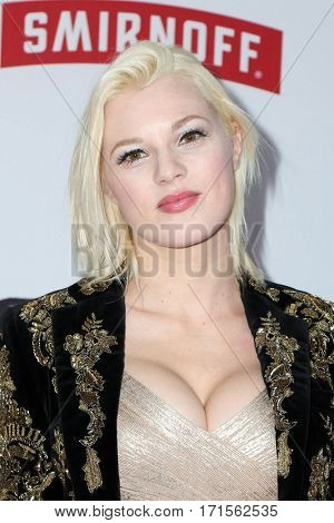 LOS ANGELES - FEB 11:  Charlotte Radford at the Primary Wave 11th Annual Pre-GRAMMY Party at The London on February 11, 2017 in West Hollywood, CA