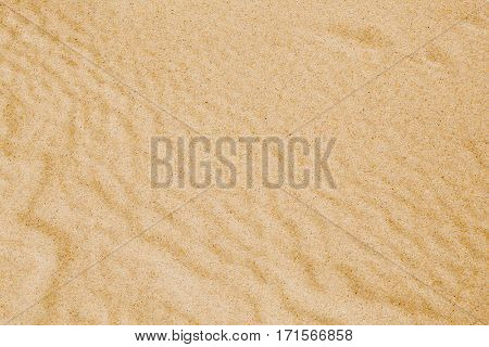 desert sand surface top view natural background