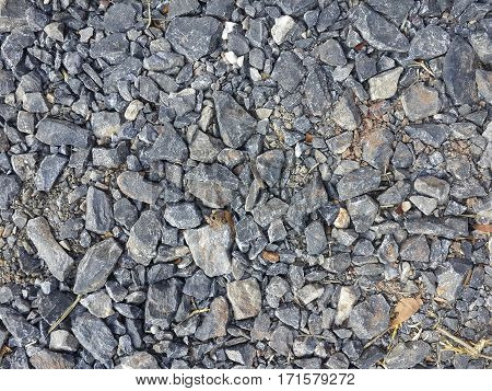 Small rock floor Small Stone floor nature color background