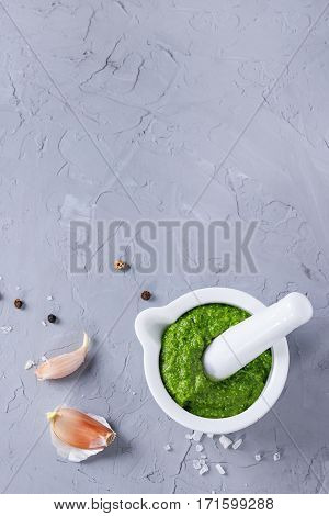 Ramson Pesto Sauce