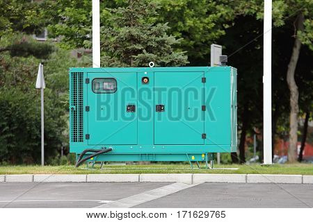 Diesel Generator for Emergency Electric Power Stand By