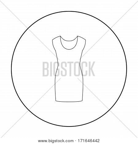 Tunic icon of vector illustration for web and mobile design