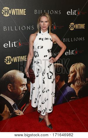 Actress Stephanie March attends the