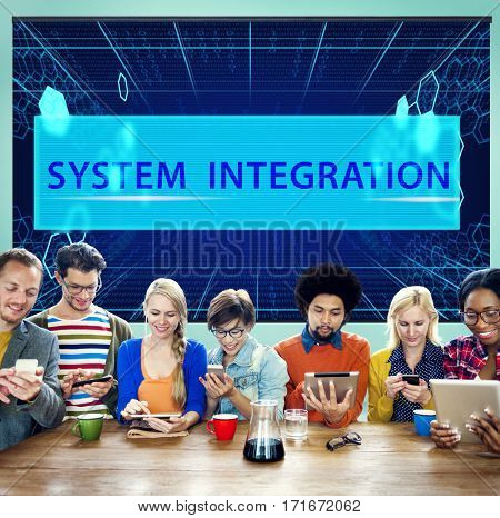 Computer Network Server System Integration