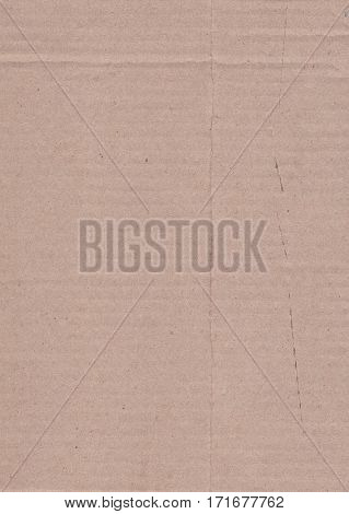 Paper texture cardboard background. Brown cardboard background