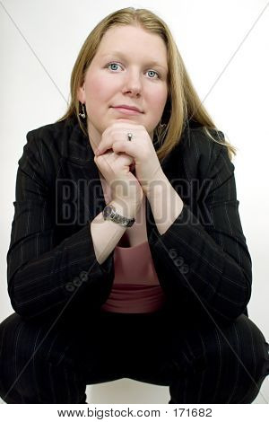 Natural Looking Woman