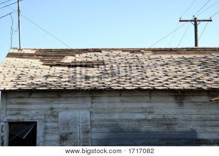Roof In Disrepair