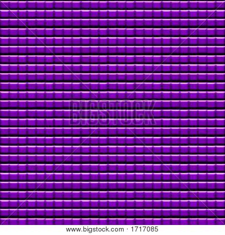 Purple Plastic Illustration