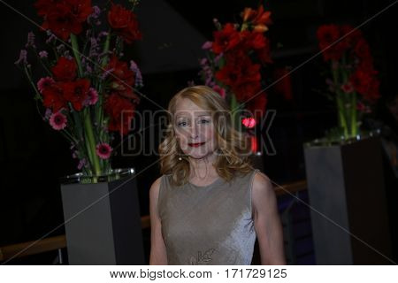 Patricia Clarkson during the 'The Party' premiere during the 67th Berlinale  Film Festival Berlin at Berlinale Palace on February 13, 2017 in Berlin, Germany.