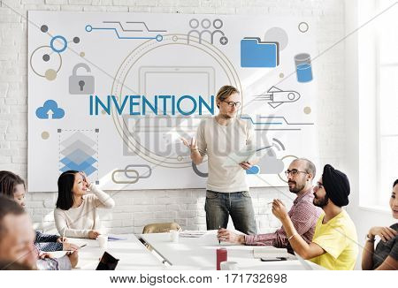 Computer Security Invention Connection